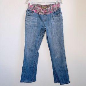 Old Navy   Maternity Boho Jeans